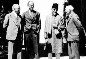 کیبنٹ مشن ۔ مولانا ابولکلام آزاد