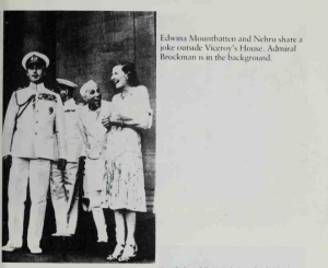 Edwinna Mountbatten-Nehru