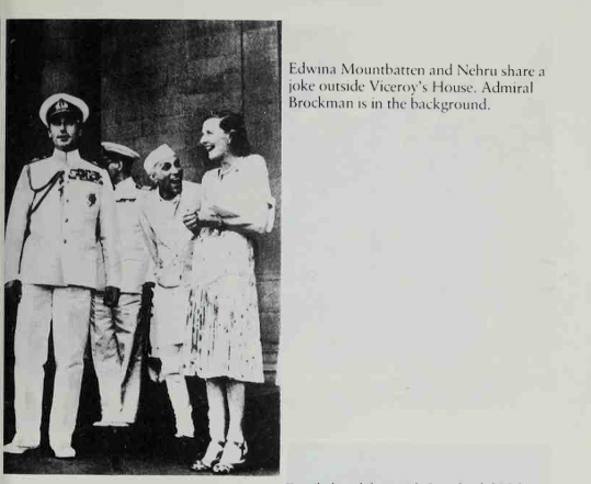 Edwina Mountbatten-Nehru