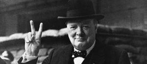 Winston Churchill Historic Speech
