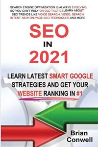 Brian Conwell's SEO in 2021